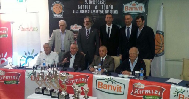 TÜBAD – BANVİT BASKETBOL TURNUVASI BAŞLIYOR!